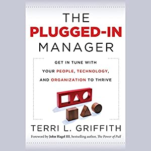 The Plugged-In Manager Audiobook