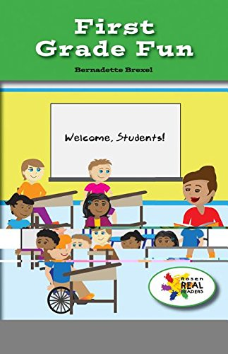 Download First Grade Fun (Rosen Real Readers: Stem and Steam Collection) ebook