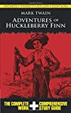 Adventures of Huckleberry Finn (Dover Thrift Study Edition)