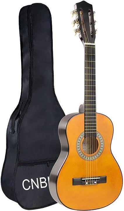 Guitarra Clasica Guitarra Acústica 1/2 Tamaño 30 Pulgada de ...