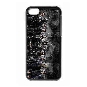 Comics Batman Trilogy iPhone 5c Cell Phone Case Black 91INA91161222