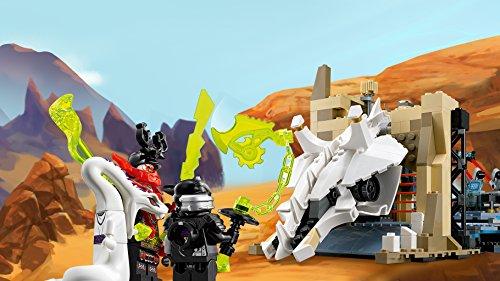 Jeu X De Lego 70596 Construction Chaos Samurai Cave Ninjago H2eY9IWED