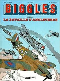 Télécharger Biggles (Miklo) tome 4 : La Bataille d'Angleterre PDF En Ligne