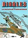 Biggles (Miklo), tome 4 : La Bataille d'Angleterre par Johns