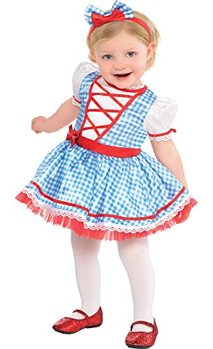 Wizard Of Oz Dorothy Costume Infant (HalloCostume Baby Dorothy Costume - The Wizard of Oz (6-12 M))