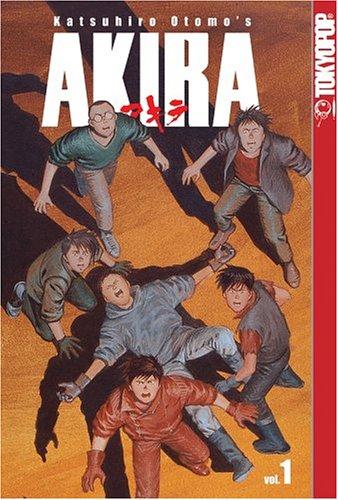 Akira Cine Manga Neotokyo 2019 Katsuhiro Otomo 0645573044893 Amazon Com Books