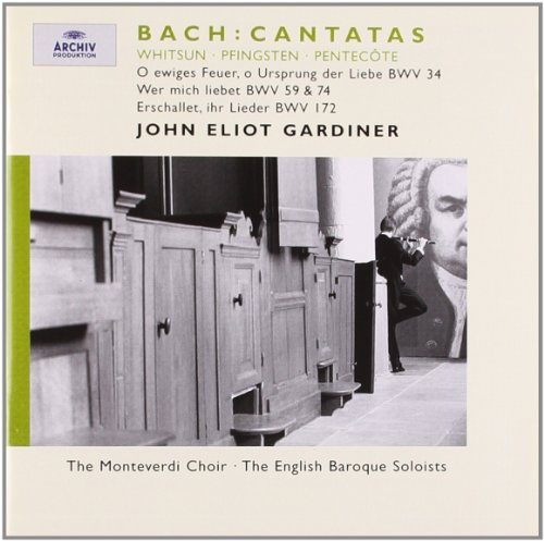 - Bach: Whitsun Cantatas