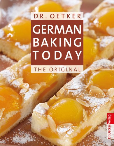 Dr. Oetker: German Baking Today: The Original