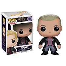 Funko POP Television: Buffy The Vampire Slayer - Spike Action Figure