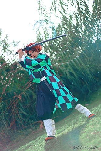 Tanjiro kamado cosplay _image2