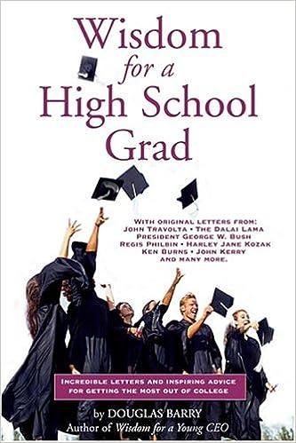 Wisdom For A High School Grad Doug Barry 9780762423408