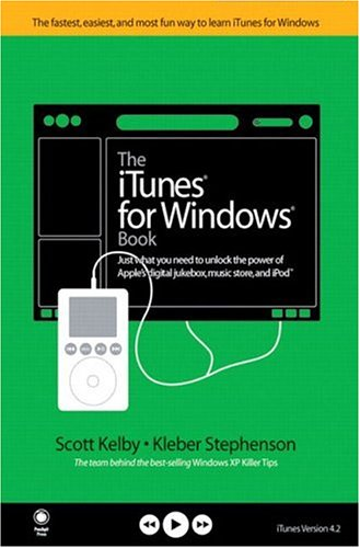 The iTunes for Windows Book by Peachpit Press