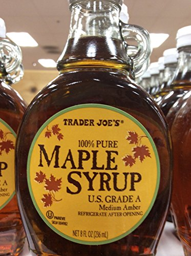 Trader Joes 100 Maple Syrup