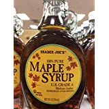 Trader Joe's 100% Pure Maple Syrup - U.s. Grade A