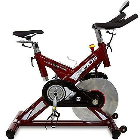 BH Helios Bicicleta ciclismo indoor. Volante inercia 22Kg - Uso ...