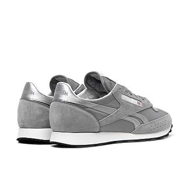 c67355038fc7 Reebok Men s Shoes Sneakers Classic 83 in Gray Suede CN3595  Amazon ...