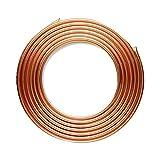 Everbilt 1/2 in. x 20 ft. Copper Soft Type L Coil