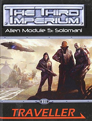 Traveller: Alien Module 5: Solomani (MGP3877) (Traveller Alien Module compare prices)