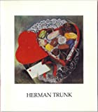 Herman Trunk, 1894-1963, Herman Trunk, 091505728X
