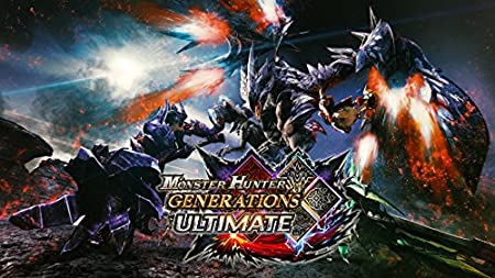 Monster Hunter Generations Ultimate - Nintendo Switch [Digital Code]