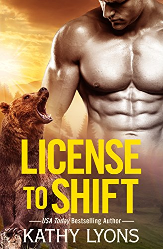 License to Shift (Grizzlies Gone Wild Book 2)