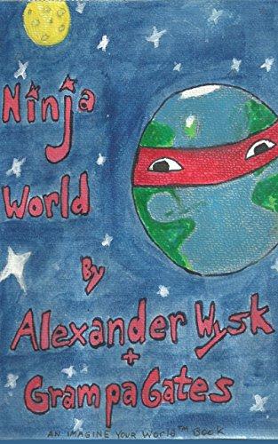 Ninja World: Imagine Your World Book 3