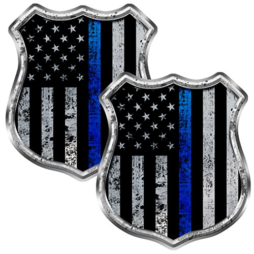 Stickers FS2003 LAMINATED Police Windshield product image