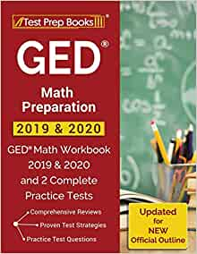 Ged practice test book 2019