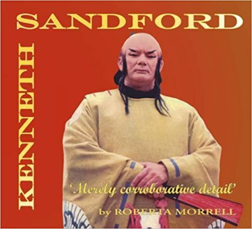 Book Kenneth Sandford, Merely Corroborative Detail by Roberta Morrell (2009-06-16)