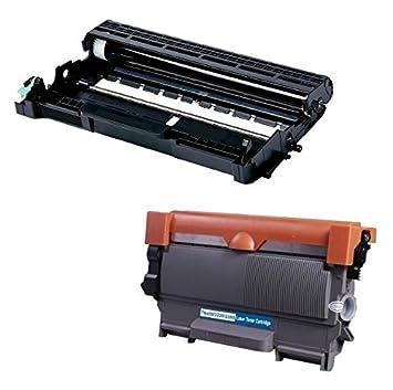 Cartridges Kingdom DR2200 Tambor & TN2220 Toner Compatible con Brother DCP-7055 7055W 7057 7060D 7065DN 7070DW HL-2130 2132 2135W 2240 2240D 2250DN ...