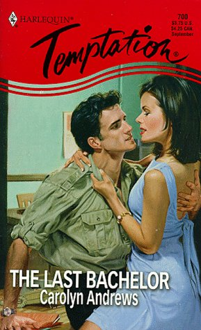 book cover of The Last Bachelor