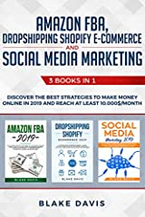 If you want to always wanted to master the science of making serious money online using e-commerce, and social media, this is the only guide you'll ever need.              Ecommerce platforms such as Amazon FBA & Shopify a...