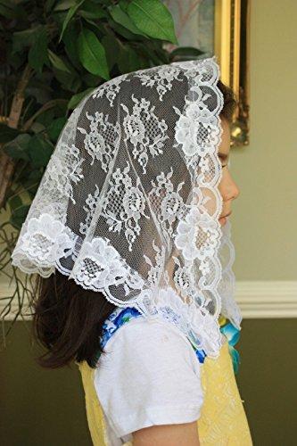 white-childs-veil-lace-mantilla-catholic-church-headcovering-mass-small
