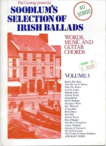 Colorful red is the rose chords image collection beginner guitar soodlums selection of irish ballads with guitar chords vol3 fandeluxe Gallery