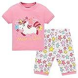 #9: Schmoopy Girls Unicorn Pajamas Set 2-7 Years