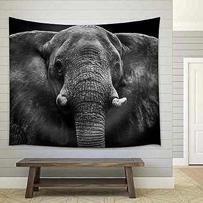 Elephant Fabric Wall - Tapestry
