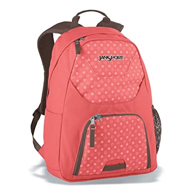 JanSport Alloy Backpack (Red Salmon)