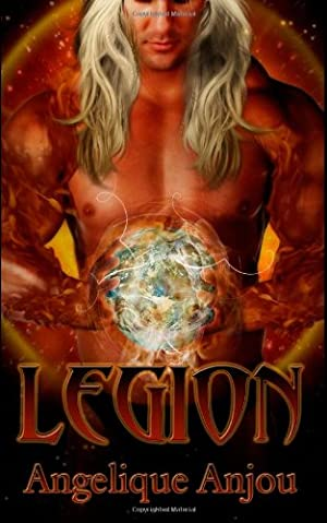 book cover of Legion