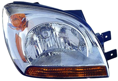 Depo 323-1115R-AS Kia Sportage Passenger Side Replacement Headlight Assembly
