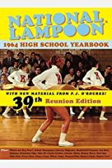 National Lampoon 1964 High School Yearbook Paperback