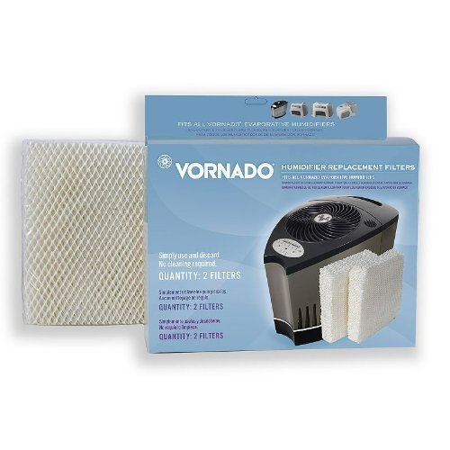 (Vornado 2-pk. Humidifier Filters by Vornado)