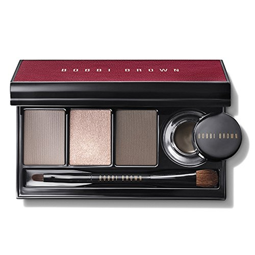 - Satin & Caviar Shadow & Long-Wear Gel Eyeliner Palette