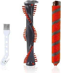 Tomkity Replacement Brush Roll for Vacuum Shark DuoClean NV800 NV801 NV803 UV810 HV380 HV381 HV382 HV384 Roller Brush Kit