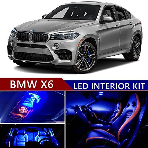 bmw-x6-2008-2015-led-premium-blue-light-interior-package-kit-18-pcs-