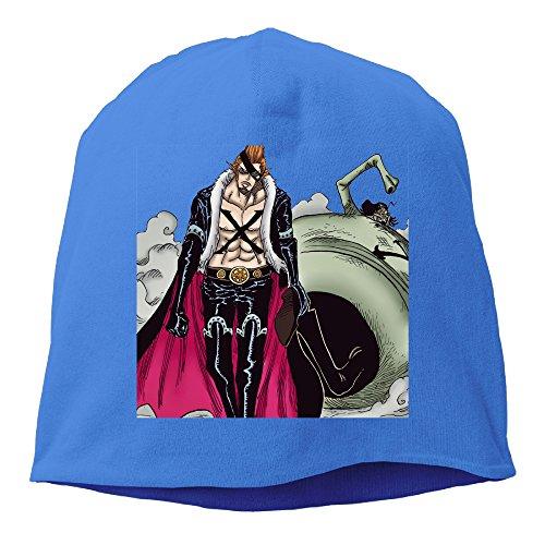 YUVIA X. Drake Men's&Women's Patch Beanie HikingRoyalBlue Cap Hat For Autumn And (Tim Drake Halloween Costume)