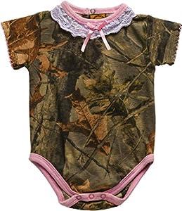 Trail Crest Infant Camo Onesie- Body Suit