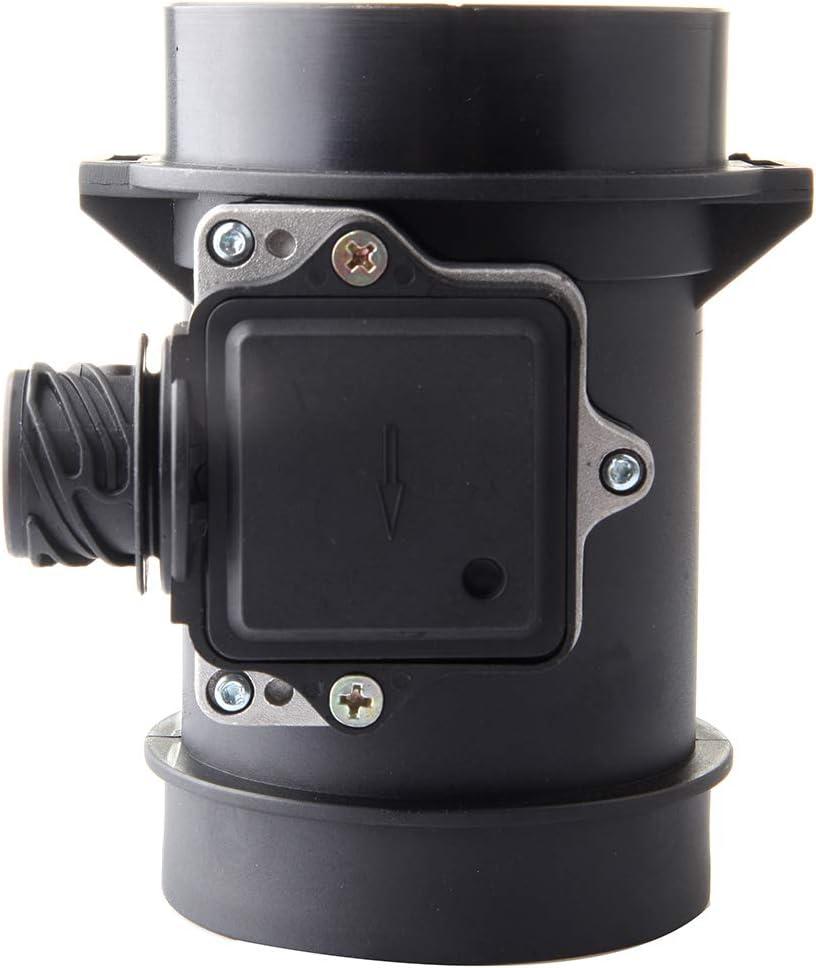 FINDAUTO Mass Air Flow Sensor MAF Fit for 1997-2000 BMW Z3 1997-1998 BMW 528i 2.8L 1996-1999 BMW M3 3.2L 1998-1999 BMW 323i 2.5L 13621703275