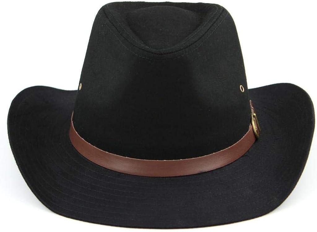 Hawkins largo con falda stetson cappello con fori ventilazione nero o beige