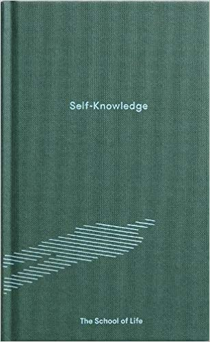 Self-Knowledge (Essay Books): Amazon co uk: The School of