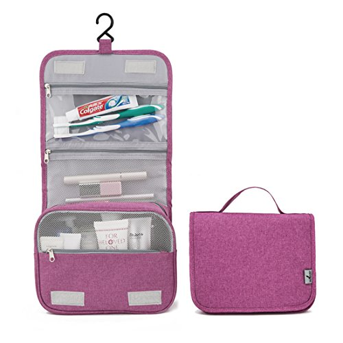 Compact Travel Toiletry Bag - 7